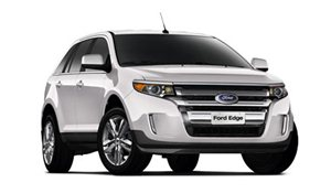 Foto da segunda gera��o do Ford Edge (2011-)