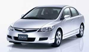Foto da oitava gera��o do Honda Civic (2006-)
