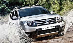 Foto da terceira gera��o do Renault Duster (2006-)